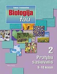 Biologija Tau 2 dalis pratybos 10 klasė pratybų atsakymai