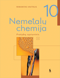 Chemijos pratybos (Nemetalų chemija) 10 klasė pratybų atsakymai