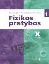 Fizikos pratybos 1 dalis X