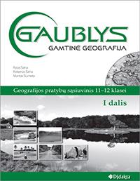 11 klasė, Geografija, Gaublys - 1 dalis