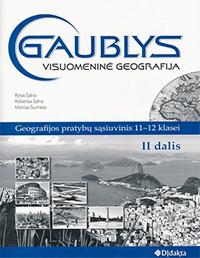 11 klasė, Geografija, Gaublys - 2 dalis 11 klasė pratybų atsakymai