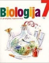 7 klasė, Biologija 7 - II dalis pratybų atsakymai