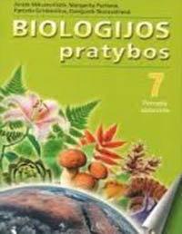 7 klasė, Biologijos pratybos 7 (I)