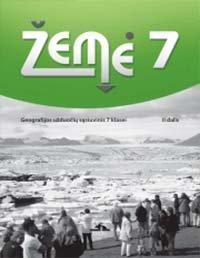 7 klasė, Žemė - 2 dalis (naujos)