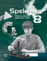 Fizika, Spektras 8 8 klasė pratybų atsakymai