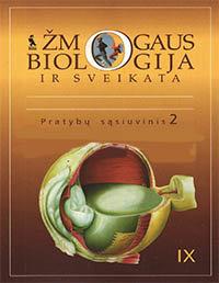 9 klasė, Žmogaus biologija ir sveikata 2 9 klasė pratybų atsakymai