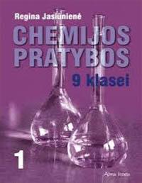 9 klasė, Chemijos pratybos 1 dalis 9 klasė pratybų atsakymai
