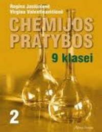 9 klasė, Chemijos pratybos - 2 dalis 9 klasė pratybų atsakymai