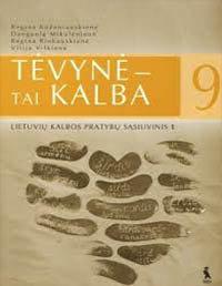 Lietuvių kalba Tėvynė - tai kalba 1 9 klasė pratybų atsakymai