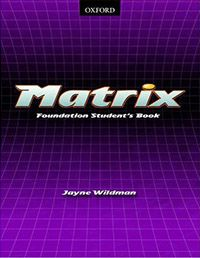 Matrix (Foundation workbook) pratybos