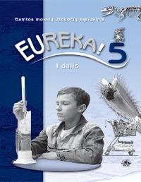 5 klasė Eureka! - 1 dalis pratybų atsakymai