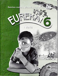 6 klasė, Eureka - 1 dalis 6 klasė pratybų atsakymai