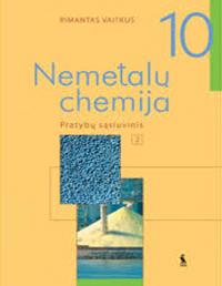 Nemetalų chemija 2 dalis 10 klasė pratybų atsakymai