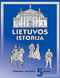 5 klasė Lietuvos istorija