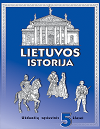 5 klasė Lietuvos istorija pratybų atsakymai