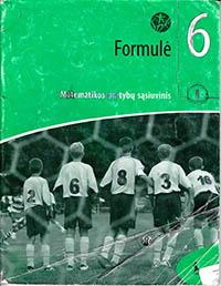 6 klasė Formulė - 1 dalis pratybų atsakymai