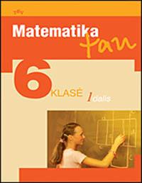 6 klasė, Matematika tau - 1 dalis pratybų atsakymai