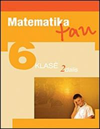 6 klasė, Matematika tau - 2 dalis pratybų atsakymai