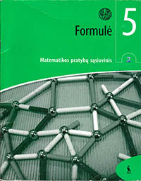 5 klasė Formulė - 2 dalis