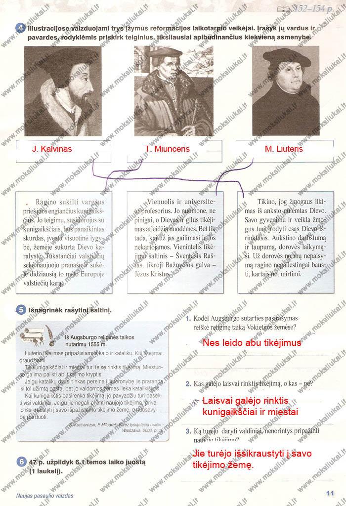 Istorija, Laikas - 2 dalis