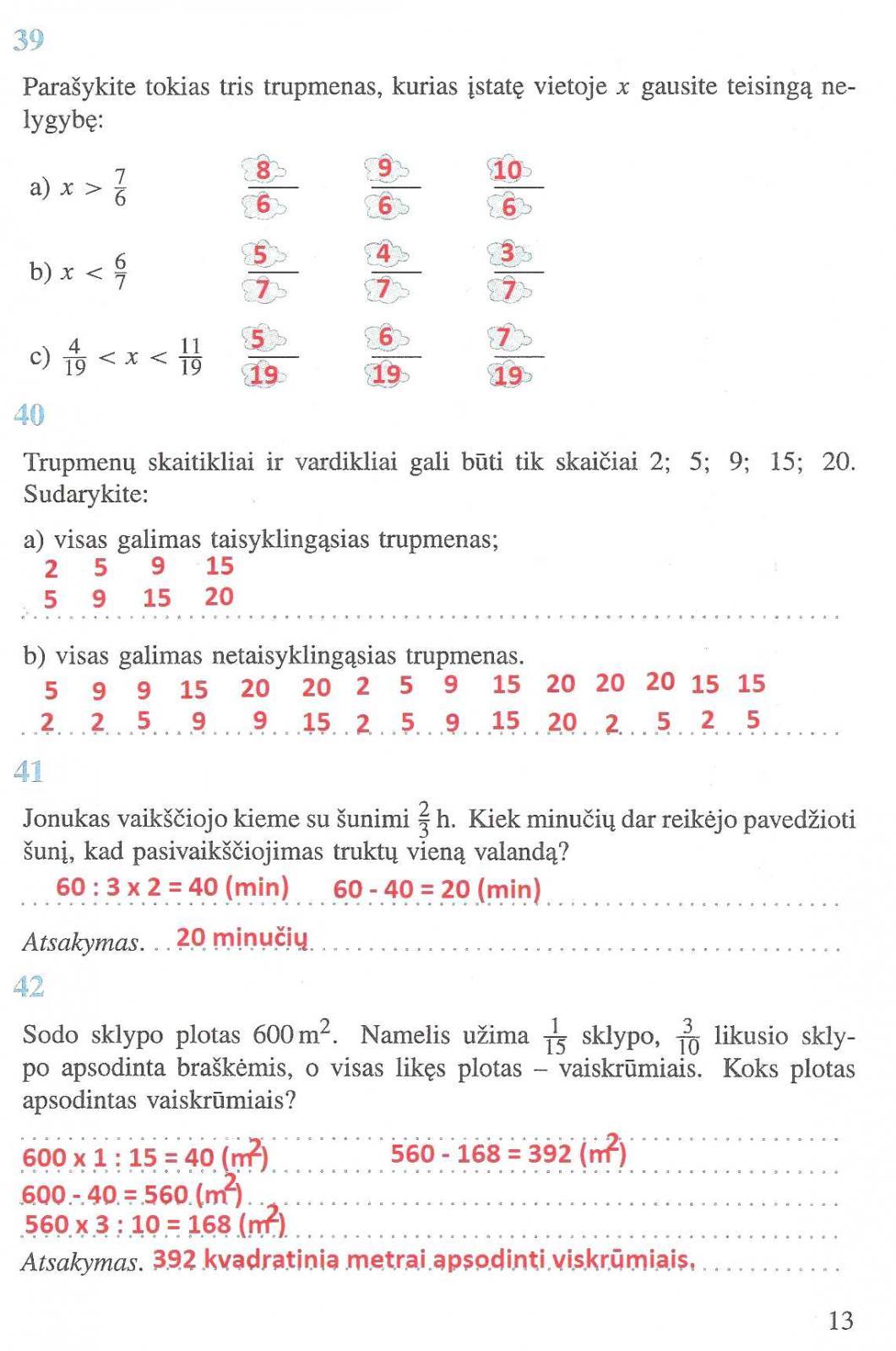 Matematika ir pasaulis 2 dalis