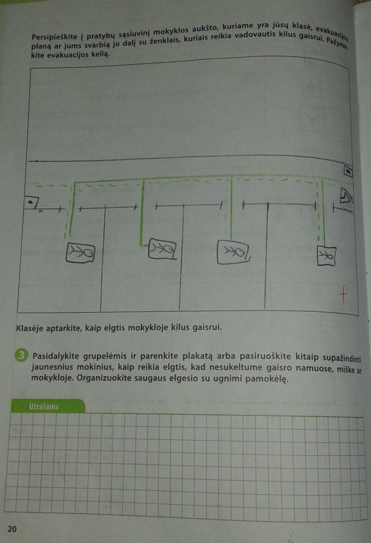 6 klasė, Mokslininkų pėdomis - 2 dalis