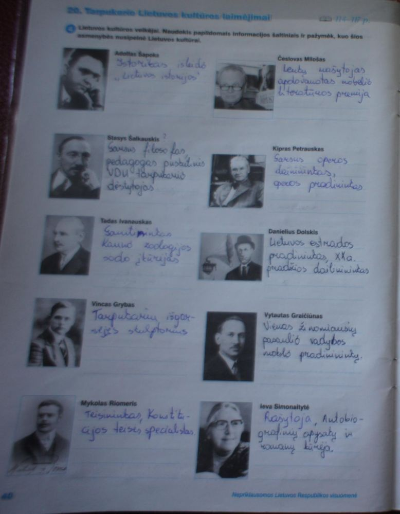 12 klasė, Istorija, Laikas - 1 dalis