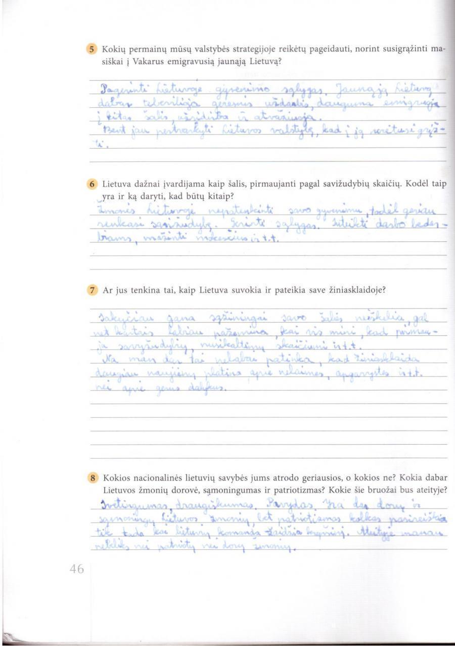 Lietuvių kalba Tėvynė - tai kalba 1