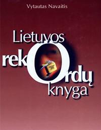 Lietuvos rekordų knyga 2003 m. pratybų atsakymai