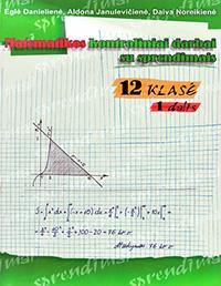 Matematikos Kontroliniai 12 1 dalis 12 klasė pratybų atsakymai