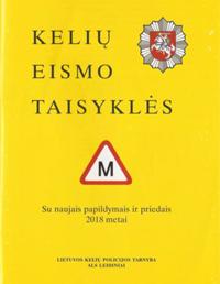 Kelių eismo taisyklės 2018 Knygos pratybų atsakymai