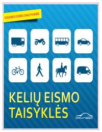Kelių eismo taisyklės 2019 Knygos pratybų atsakymai