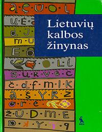 Lietuvių kalbos žinynas 2007 Knygos pratybų atsakymai