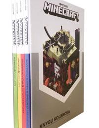 Minecraft Knygų kolekcija Knygos pratybų atsakymai