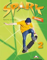 Spark 2 Workbook Anglų kalba pratybų atsakymai